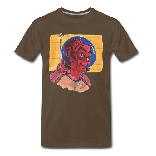 HEADBUST 73.png - Men's Premium T-Shirt