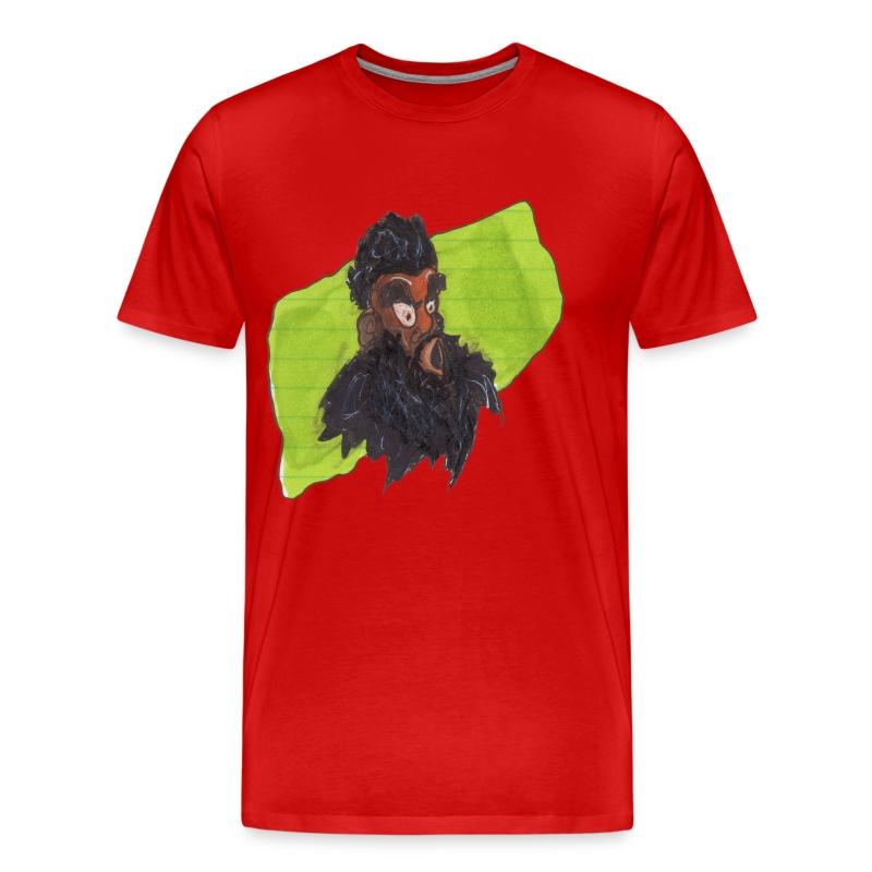 HEADBUST 78.png - Men's Premium T-Shirt