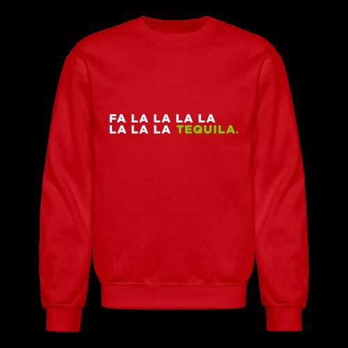 Tequila Christmas Song - Crewneck Sweatshirt