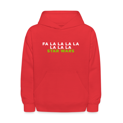 Fa La Star Wars Christmas Sweatshirts - Kids' Hoodie