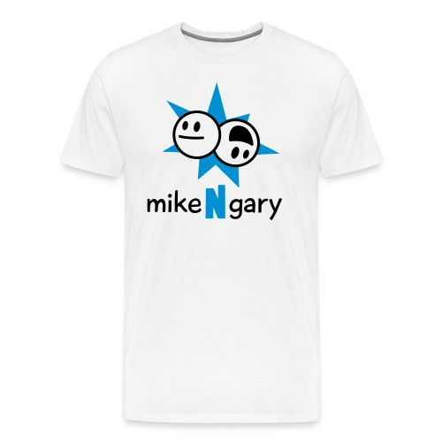 mikeNgary Logo - Men's Premium T-Shirt