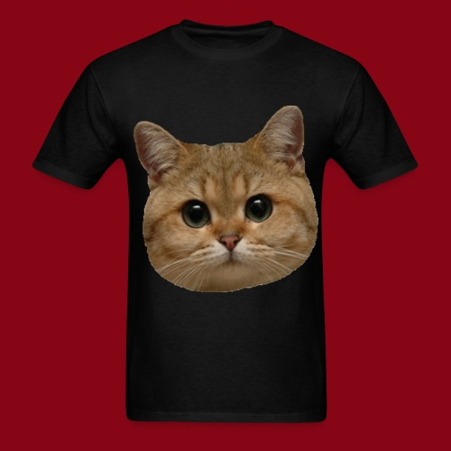 Cat Face! - Men's T-Shirt