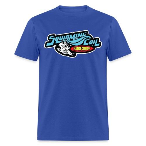 Phish Squirming Coil Surf Shop Lot Shirt Color - Men's T-Shirt