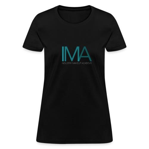 IMA Makeup Artist New Logo Tee - Women's T-Shirt