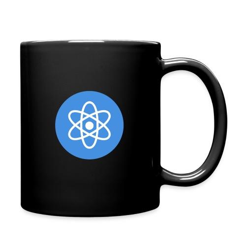 Mug with blue logo - Full Color Mug