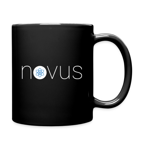 Mug with white logo (Text form) - Full Color Mug