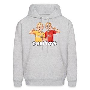 Twin Toys - Men's Hoodie - Men's Hoodie