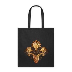 Lotus Flower Tote - Tote Bag
