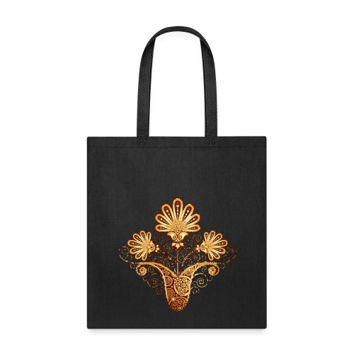Lotus Flower Tote - Tote Bag