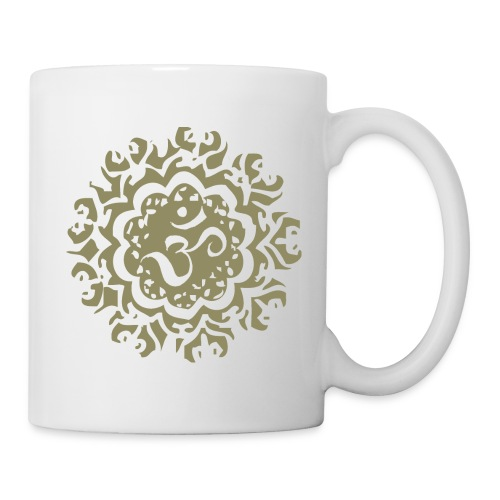 Ancient Om Mug - Coffee/Tea Mug
