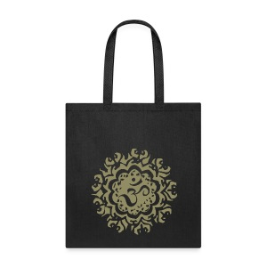 Ancient Om Tote - Tote Bag