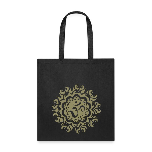 Ancient Om Tote