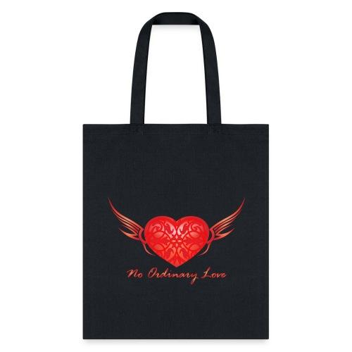 No Ordinary Love Tote - Tote Bag