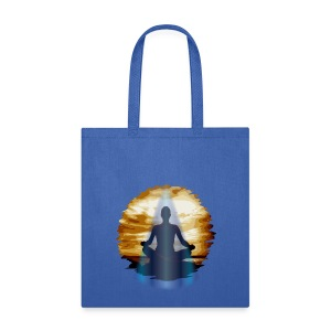 Blue Light Tote - Tote Bag