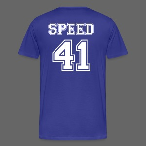 Jersey Speed - Men's Premium T-Shirt