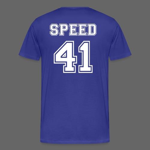 Jersey Speed - Men's Premium T-Shirt