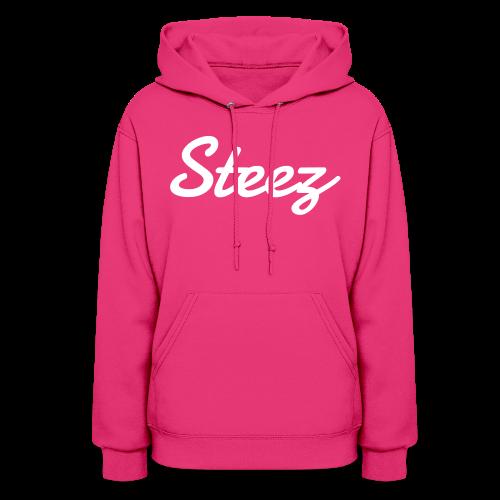 Pink Steez OG Hoodie - Women's Hoodie