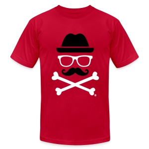 Mr. TOXICO Official - Men's T-Shirt by American Apparel