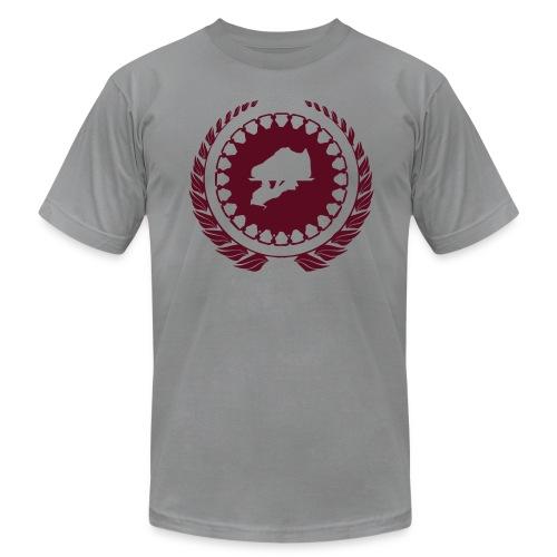 Bordeaux Logo Tee - Men's Fine Jersey T-Shirt