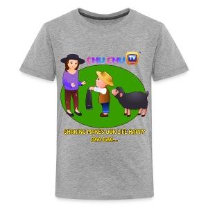 Motivational Quotes 1 - Kids' Premium T-Shirt