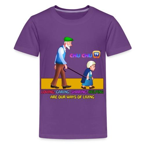 Motivational Quotes 2 - Kids' Premium T-Shirt