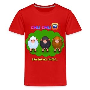 Motivational Quotes 4 - Kids' Premium T-Shirt