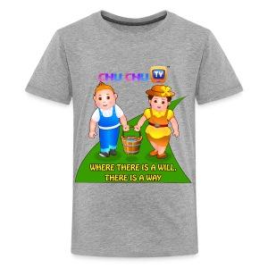 Motivational Quotes 8 - Kids' Premium T-Shirt