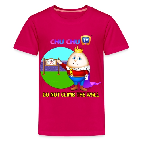 Motivational Quotes 7 - Kids' Premium T-Shirt
