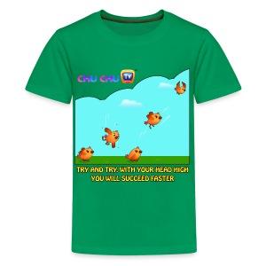 Motivational Quotes 10 - Kids' Premium T-Shirt
