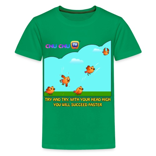 Motivational Quotes 10 - Kids' Premium T-Shirt