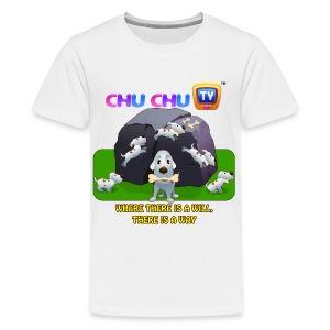 Motivational Quotes 9 - Kids' Premium T-Shirt