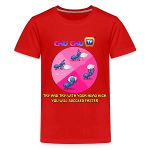 Motivational Quotes 12 - Kids' Premium T-Shirt