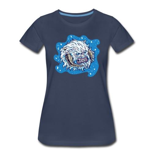 Wampa  - Women's Premium T-Shirt