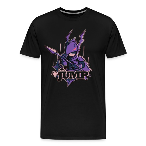 Dragoon - Jump! - Men's Premium T-Shirt