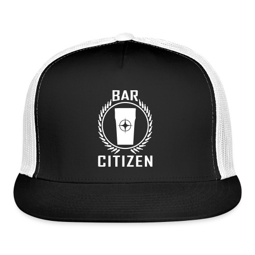 Bar Citizen Trucker Hat - Trucker Cap