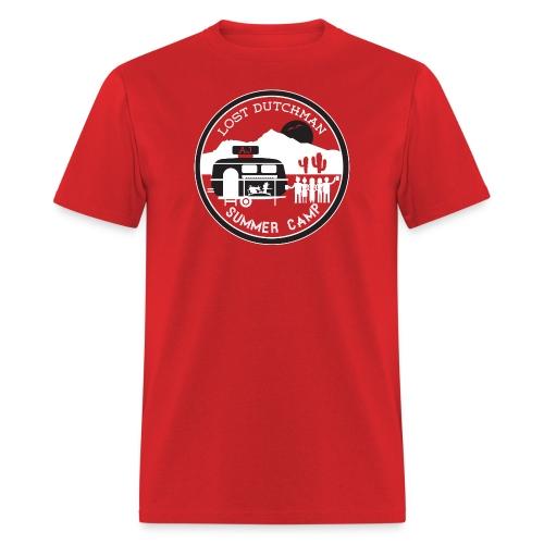 Men's Tshirt - black/white - Men's T-Shirt