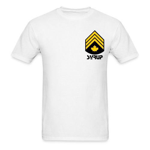 Sergeant Syrup - Men's T-Shirt