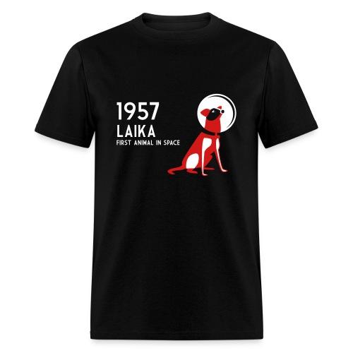 Laika, 1957 - Men's T-Shirt