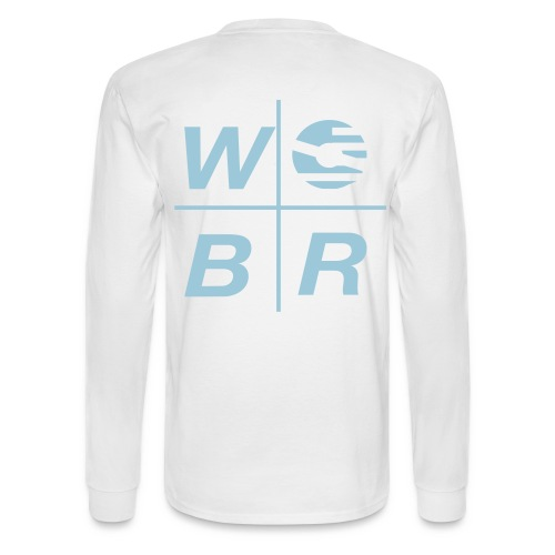 WBR Compass - Men's Long Sleeve T-Shirt