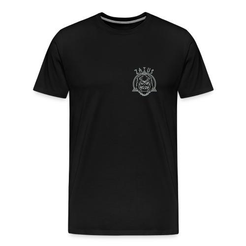 Doctor Z - Front Only Tee Grey - Men's Premium T-Shirt