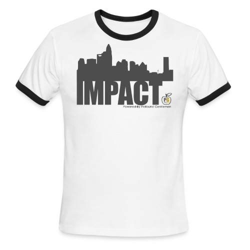 Impact Apparel Men - Men's Ringer T-Shirt