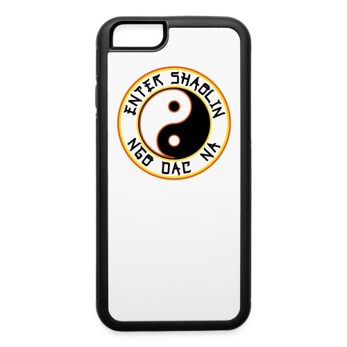 Enter Shaolin Iphone 6 Rubber Protective Case (ES + Ngo Dac Na) - iPhone 6/6s Rubber Case
