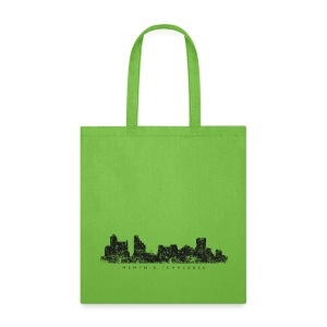 Memphis, Tennessee Skyline Bag - Tote Bag