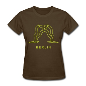 Berlin sculpture near Kurfürstendamm - Women's T-Shirt