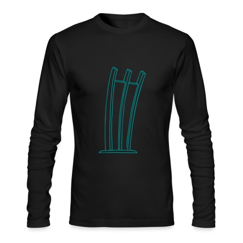 Airlift Monument in Berlin-Tempelhof - Men's Long Sleeve T-Shirt by Next Level