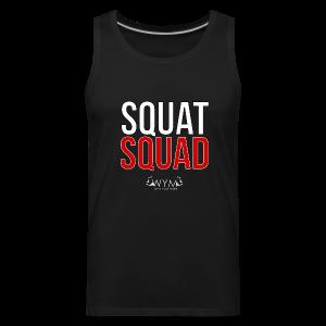 Squat Squad - Men's Premium Tank