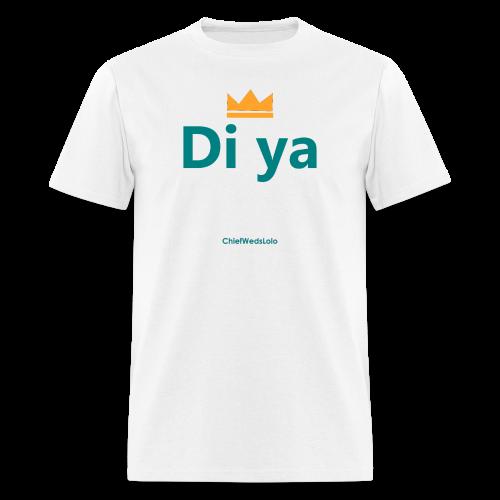 Di Ya Her Hubby Igbo Tee  - Men's T-Shirt