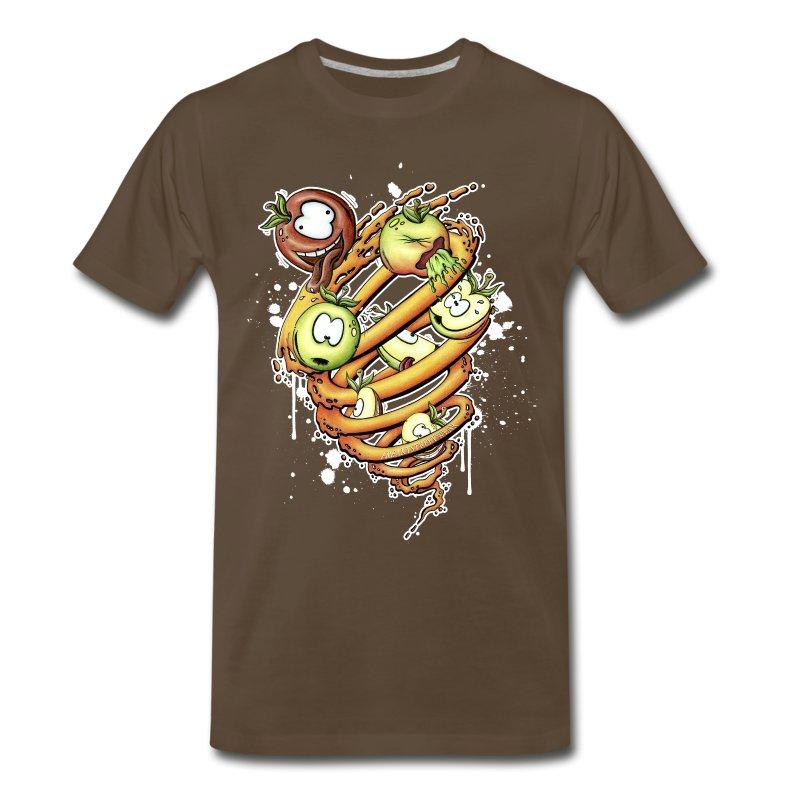 Apfelstrudel - Men's Premium T-Shirt