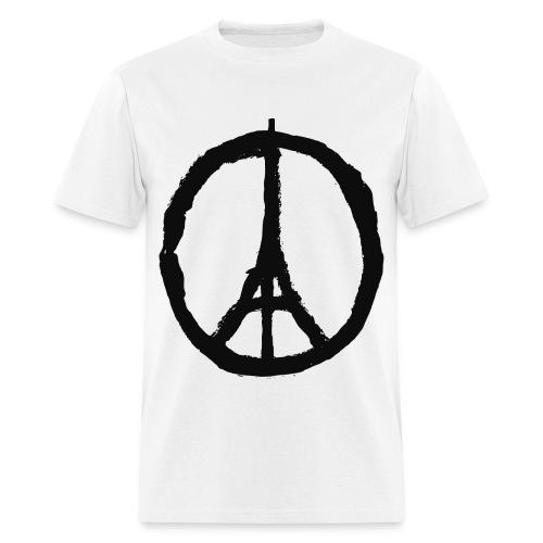 Peace for Paris T-Shirt - Men's T-Shirt