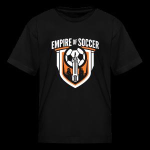 EoS: The Shield - Kid's T-Shirt, Black - Kids' T-Shirt